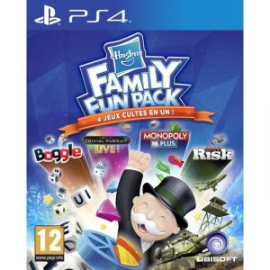 Family Fun Pack Hasbro [PS4]