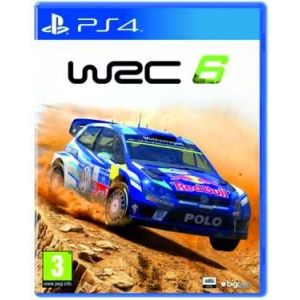 WRC 6 [UK IMPORT] [PS4]
