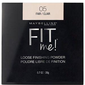 Maybelline Fit Me! Poudre Libre de Finition 05 Fair / Clair - 20 g