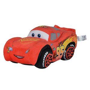 Peluche Cars 3 Mc Queen 45 cm