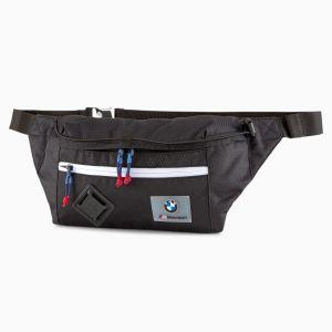 Puma Sac banane BMW M MTSP Waist Bag - Couleur Unique - Taille Noir
