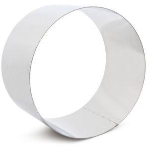 De Buyer Emporte-pièces cercle rond en inox (20 cm)