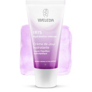 Weleda Crème de jour hydratante à l'iris bio