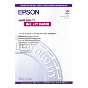 Epson 100 feuilles de papier couché Quality 102g (A3)