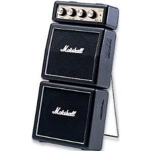 Marshall Mini MS4 - Ampli à pile