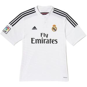 Adidas F50637 - Maillot de foot à domicile Real Madrid 2014 / 2015 homme