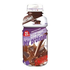 Nutrisport Isotonique My Protein Drink Choco 12 Units