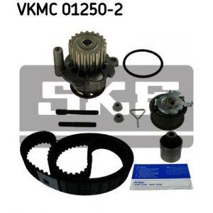 SKF Kit de distribution avec pompe à eau VKMC012502