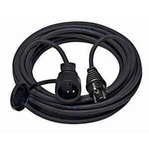 Brennenstuhl rallonge professionnelle IP44, H07RN-F 3G2,5 1, 6A/230V 10m