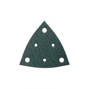Fein 63717107011 - Jeu De 50 Triangles Abrasifs Fein Perforés Grain 36