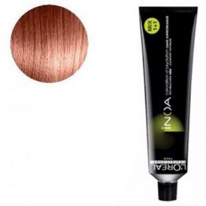 L'Oréal Inoa N°7.43 Blond Cuivré Doré 60 Grs