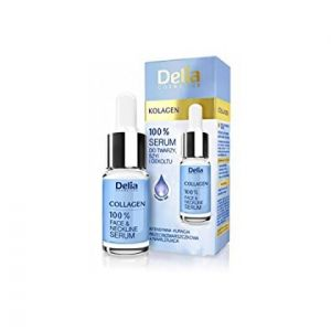 Delia Cosmetics 100% Serum Collagen face & neckline