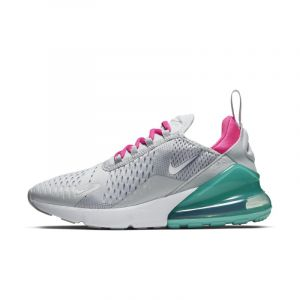 Nike Chaussures casual Air Max 270 Gris / Vert - Taille 37,5