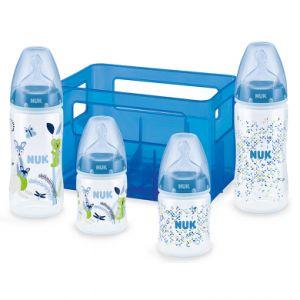 Nuk Set 4 biberons First Choice+ anti-coliques