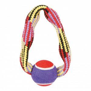 Zolux Jouet cord tennis anneau 23cm