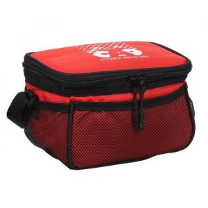 Cao CAMPING Sac isotherme Urban - 4 L - Rouge
