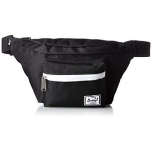 Herschel Seventeen Hip Pack, black Sacs ceinture & banane