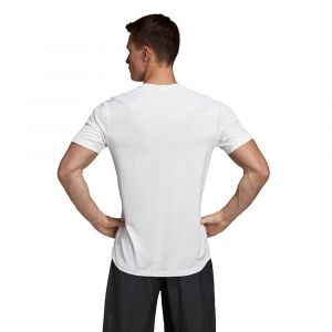 Adidas Design 2 Move Climacool Logo T- T-Shirt Homme, White, FR (Taille Fabricant : XL)