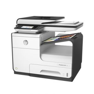 HP PageWide Pro 477dw - Imprimante multifonction