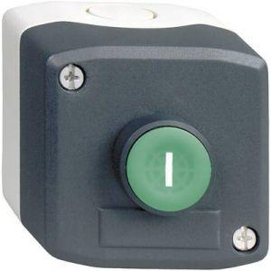 Schneider Electric Bouton poussoir en boîtier XALD102 vert 1 pc(s)