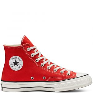 Converse Chuck Taylor All Star 70 Hi Vintage Canvas, Rouge - Taille 46.5