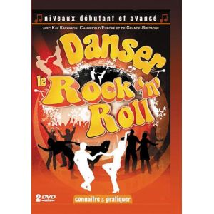 Danser le Rock'n'Roll : niveaux débutant et avancé