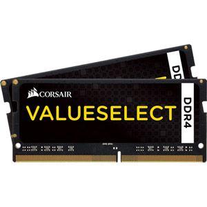 Corsair CMSX32GX4M2A2400C16 - Value Select SO-DIMM DDR4 2x 16Go 2400 MHz CL16