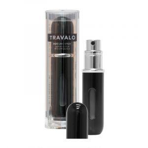 Travalo Classic HD - Vaporisateur de parfum rechargeable - Noir