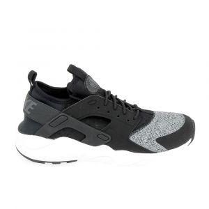 Nike Chaussures enfant Air Huarache Run Jr Ultra Noir Gris 942121 001 Noir - Taille 36 1/2