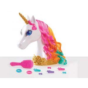 Mattel Tête à coiffer licorne