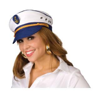 Casquette marine nationale pour femme