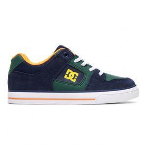 DC Shoes Pure - Baskets - Gris