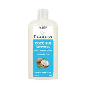 Natessance Huile vierge de coco bio