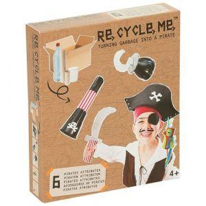Neotilus Kit créatif ReCycleMe Pirate