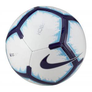 Nike Ballon de football Premier League Pitch - Blanc - Taille 5 - Unisex