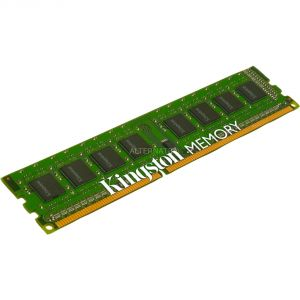 Kingston KVR16N11S8H/4BK - Barrette mémoire SIMM DDR3 PC1600 4 Go Classe 11