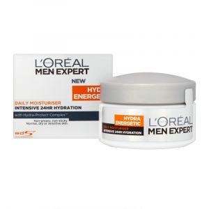 L'Oréal Men Expert Hydra Energetic - Crème hydratante intensive 24H