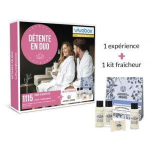 Vivabox Détente en duo - Coffret cadeau