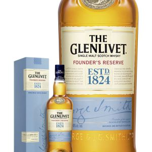 The glenlivet Whisky Founder's Reserve - 70cl - Etui