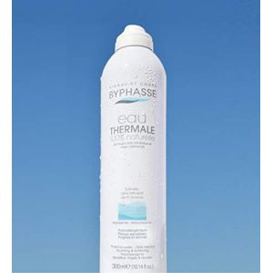 Byphasse Eau thermale 100% naturelle