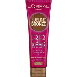 L'Oréal Sublime Bronze BB summer corps - Soin teinté perfecteur instantané 5-en-1