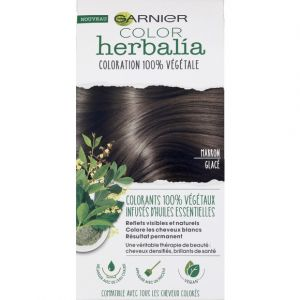 Garnier Color herbalia Coloration 100% végétale Marron glacé