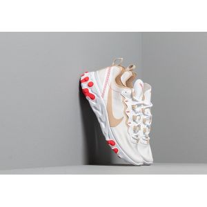 Nike Chaussure React Element 55 pour Femme - Blanc - Taille 36.5 - Female