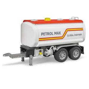Bruder Toys 03925 - Remorque Citerne pour camions