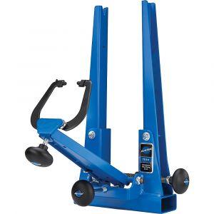 Park Tool Dévoileur de roues professionnel laqué bleu - TS-2.2P