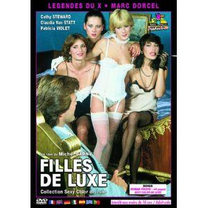 DVD - réservé Filles de Luxe