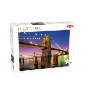 Tactic Bridge over East River - Puzzle 1000 pièces