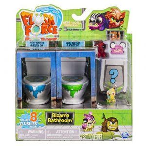 Spin Master Flush Force Coffret de 8 Flushies (modèle aléatoire)