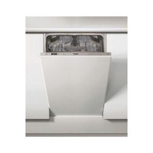 Image de Whirlpool Lave vaisselle encastrable WSIC3M17