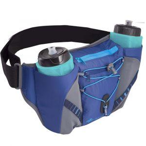 Raidlight Porte bidons Activ Dual 600 - Dark Blue / Grey - Taille One Size